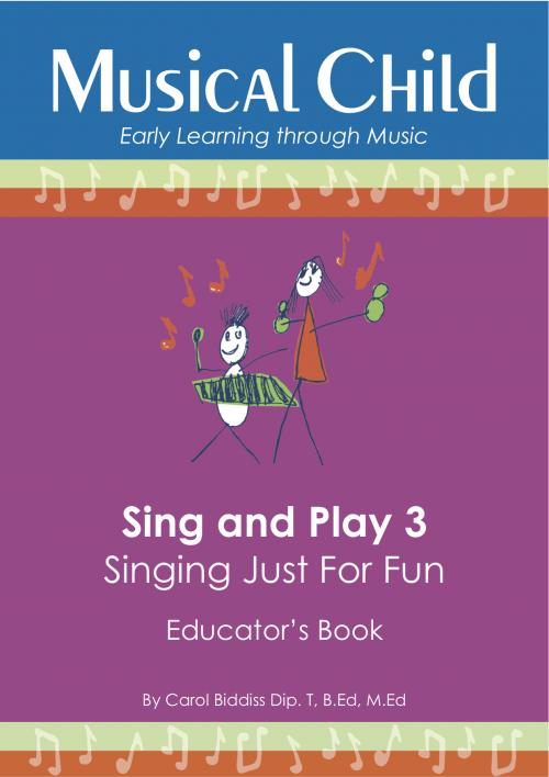 Sing and Play 3 Preschool Music Program
