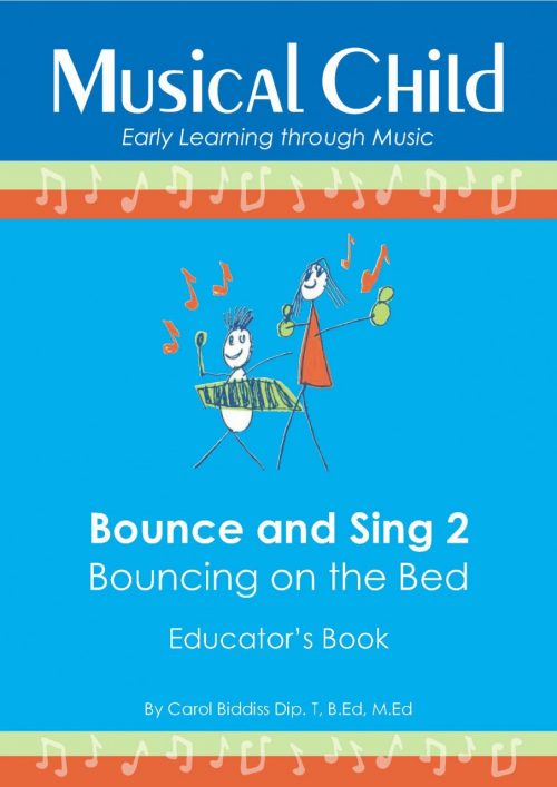 Bounce and Sing 2 Toddler Music Program