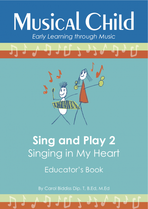 Sing and Play 2 Preschool Music Program