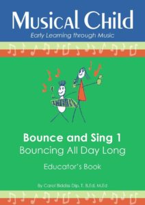 bounce and sing