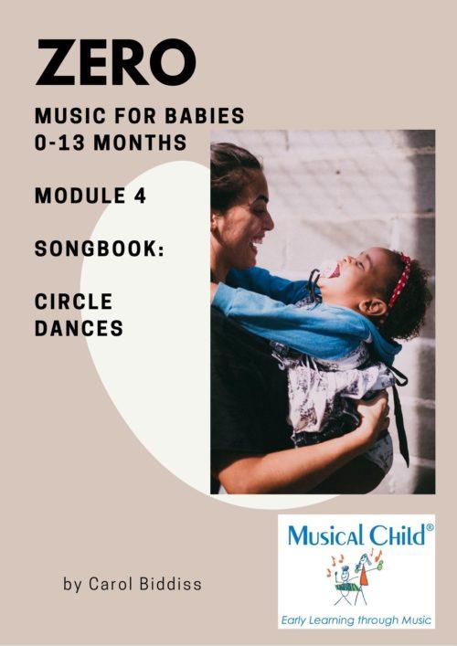 circle dances song book