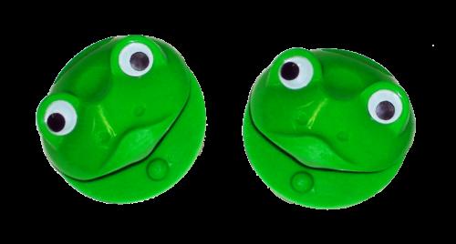Toddler Frog Castanets